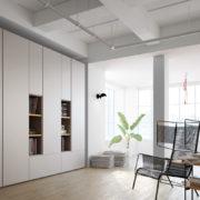 Armadio Grafik Room - Camere da letto - Gambula Arredamenti