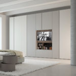 Armadio Grafik TV - Camere da letto - Gambula Arredamenti