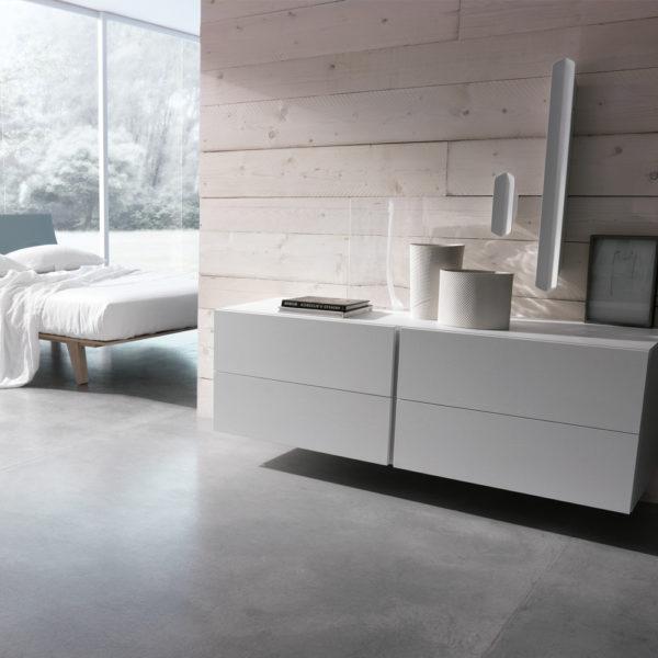 Cassettiera Fillnox White - Gambula Arredamenti - Negozio di mobili e arredamenti in Sardegna