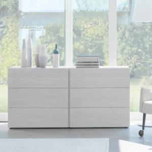 Cassettiera Fillnox Wood - Gambula Arredamenti - Negozio di mobili e arredamenti in Sardegna