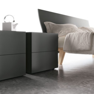 Comodini Fillnox Black - Gambula Arredamenti - Negozio di mobili e arredamenti in Sardegna