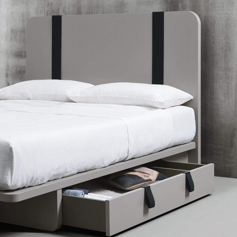 Contenitore letto matrimoniale tune camere da letto - Arredamenti camere da letto ...