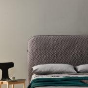 Dettaglio Letto Matrimoniale Bag - Camere da letto - Gambula Arredamenti