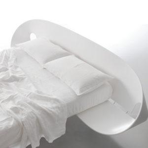 Dettaglio Letto Matrimoniale Infolio - Camere da letto - Gambula Arredamenti