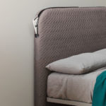 Dettaglio Tasche Letto Matrimoniale Bag - Camere da letto - Gambula Arredamenti