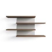 Mensole Soggiorno Movida - Living Room - Gambula Arredamenti