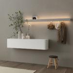 Mobile Living - Side White - Living Room - Gambula Arredamenti