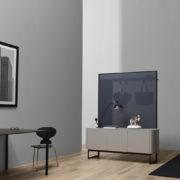 Mobile Sideview Beige - Living Room - Gambula Arredamenti