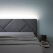 Particolare Letto Matrimoniale Opus - Camere da letto - Gambula Arredamenti