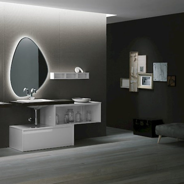 Bagno ink gambula arredamenti - Mobili bagno compab ...