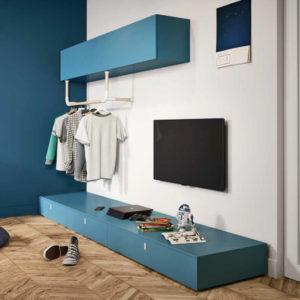 Camerette Nidi- Camera My Observator Teens 4 - Gambula Arredamenti - Negozio di mobili e arredamento in Sardegna