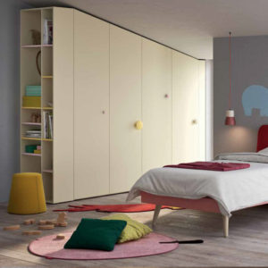 Camerette Nidi- Cameretta Space1 Kids 3 - Gambula Arredamenti - Negozio di mobili e arredamento in Sardegna