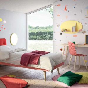 Camerette Nidi- Cameretta Space1 Kids 4 - Gambula Arredamenti - Negozio di mobili e arredamento in Sardegna