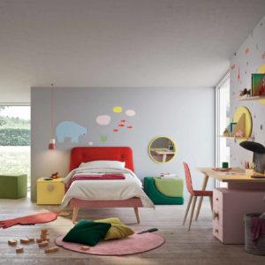 Camerette Nidi- Cameretta Space1 Kids- Gambula Arredamenti - Negozio di mobili e arredamento in Sardegna