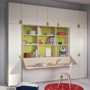 Camerette Nidi- Cameretta Space 2 Kids Armadio- Gambula Arredamenti - Negozio di mobili e arredamento in Sardegna