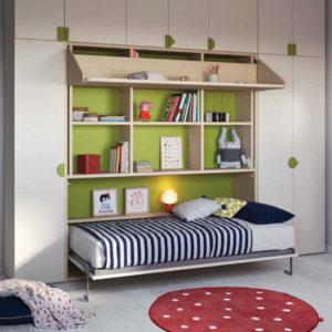 Camerette Nidi- Cameretta Space 2 Kids- Gambula Arredamenti - Negozio di mobili e arredamento in Sardegna