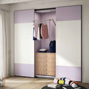 Camerette Nidi- Cameretta Space 5 Kids - Armadio - Gambula Arredamenti - Negozio di mobili e arredamento in Sardegna