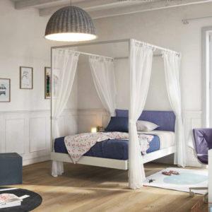 Camerette Nidi- Cameretta Space 5 Kids - Letto - Gambula Arredamenti - Negozio di mobili e arredamento in Sardegna