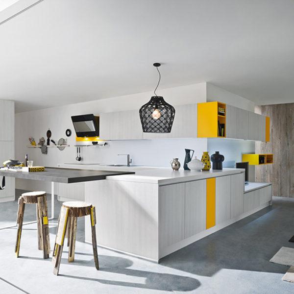 Fabulous cucina idea ar cucine gambula arredamenti negozio di mobili e arredamento with idea - Idea arredo cucina ...