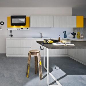 Cucina Idea AR-3 Dettaglio 3 - Cucine - Gambula Arredamenti - Negozio di mobili e arredamento in Sardegna