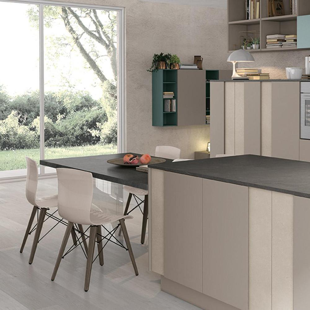 Cucina Lube Creativa 3 - Cucine - Gambula Arredamenti - Negozio di ...