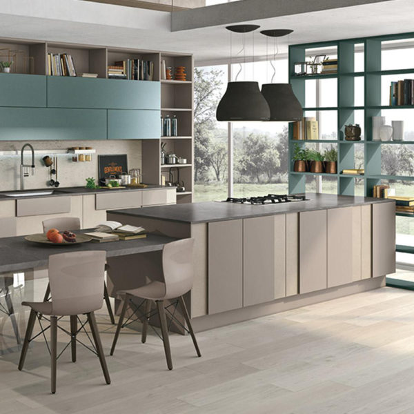 Cucina Creativa Lube | Gambula Arredamenti