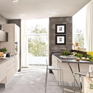 Cucina Lube Linda 2 - Cucine - Gambula Arredamenti - Negozio di mobili e arredamento in Sardegna