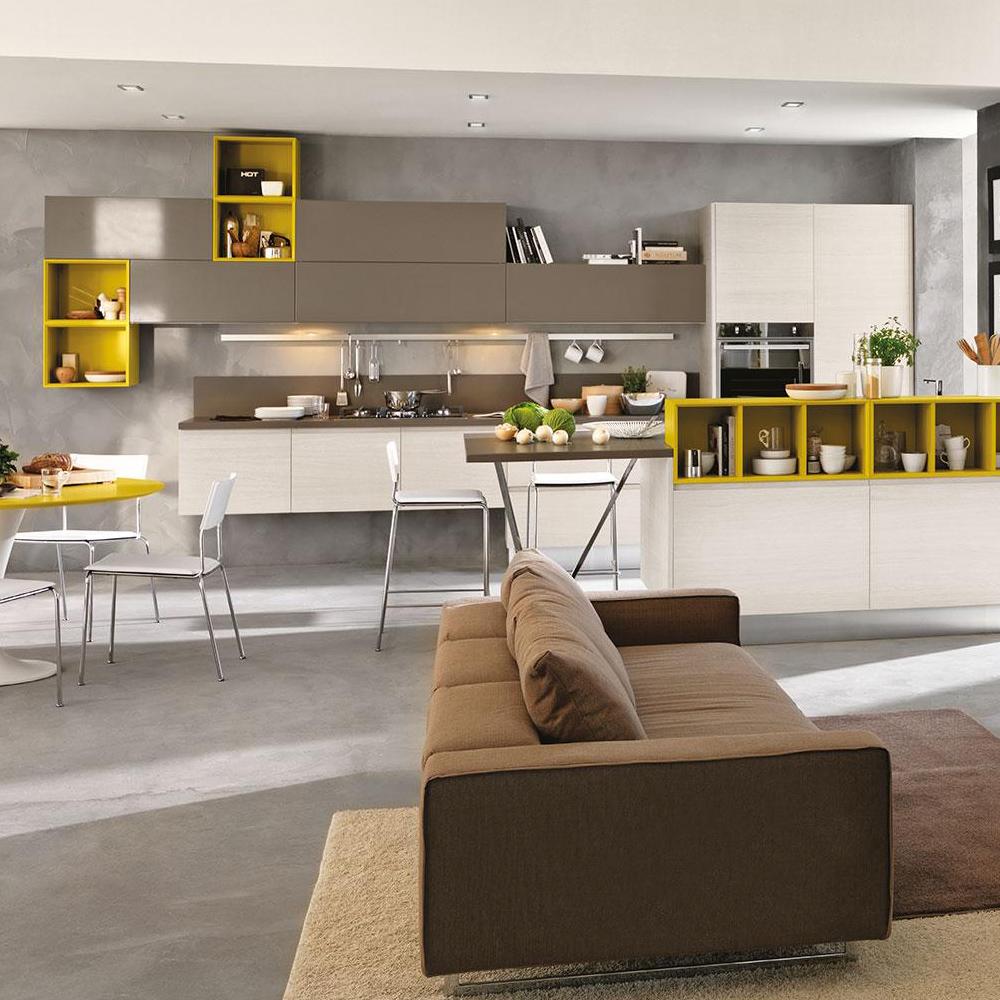 Cucina linda lube gambula arredamenti for Arredamenti e cucine