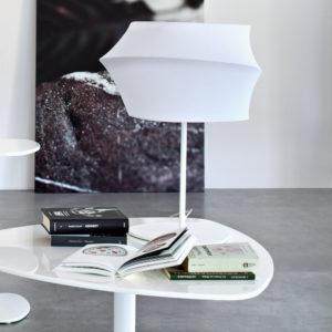 Lampada da tavolo Cygnus - Calligaris - Complementi d'arredo - Gambula Arredamenti - Negozio di mobili e arredamenti nel Sulcis Iglesiente - Sardegna - 2