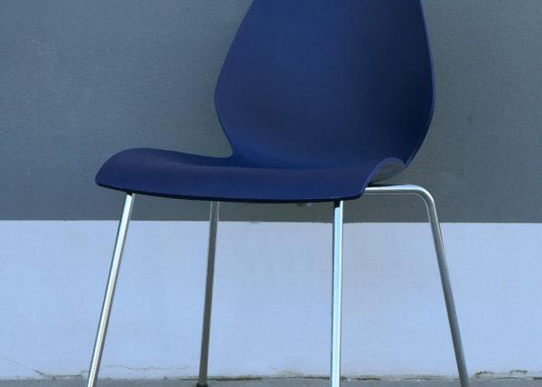 Set 4 sedie 2 capotavola maui kartell gambula arredamenti