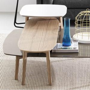 Tavolino Match Calligaris - Gambula Arredamenti - Negozio di mobili e arredamento nel Sulcis Iglesiente - Sardegna - 2