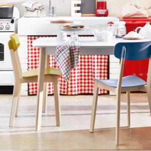 Tavolo Cream Table Calligaris - Gambula Arredamenti - Negozio di mobili e arredamenti nel Sulcis Iglesiente - Sardegna - 2