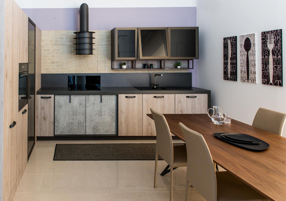cucina loft gambula arredamenti