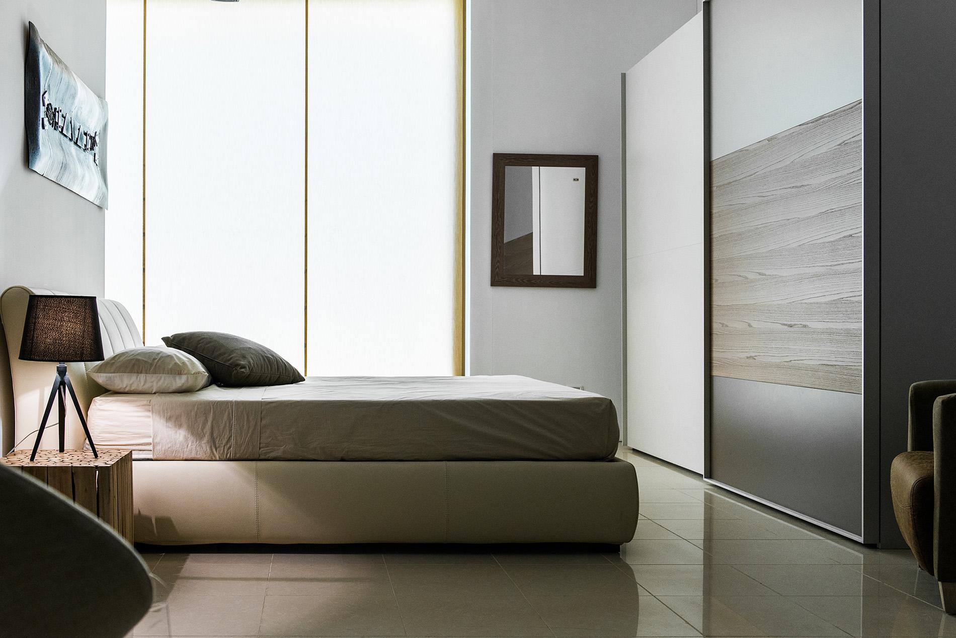 Camere da letto showroom gambula arredamenti gambula - Arredamenti camere da letto ...