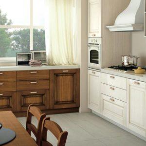 Creo Kitchens - Cucine Classiche - Oprah -2- Gambula Arredamenti - Negozio di arredamenti nel Sulcis Iglesiente