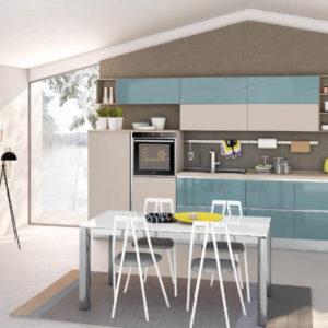 Creo Kitchens - Cucine Moderne - Kyra - 3- Gambula Arredamenti - Negozio di arredamenti nel Sulcis Iglesiente
