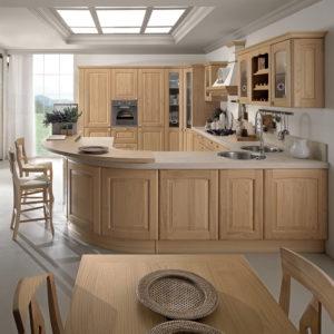 Cucine Lube Cucine Classiche - Veronica - 2- Gambula Arredamenti - Negozio di arredamenti nel Sulcis Iglesiente