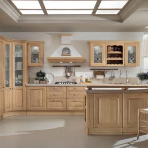 Cucine Lube Cucine Classiche - Veronica - 3- Gambula Arredamenti - Negozio di arredamenti nel Sulcis Iglesiente