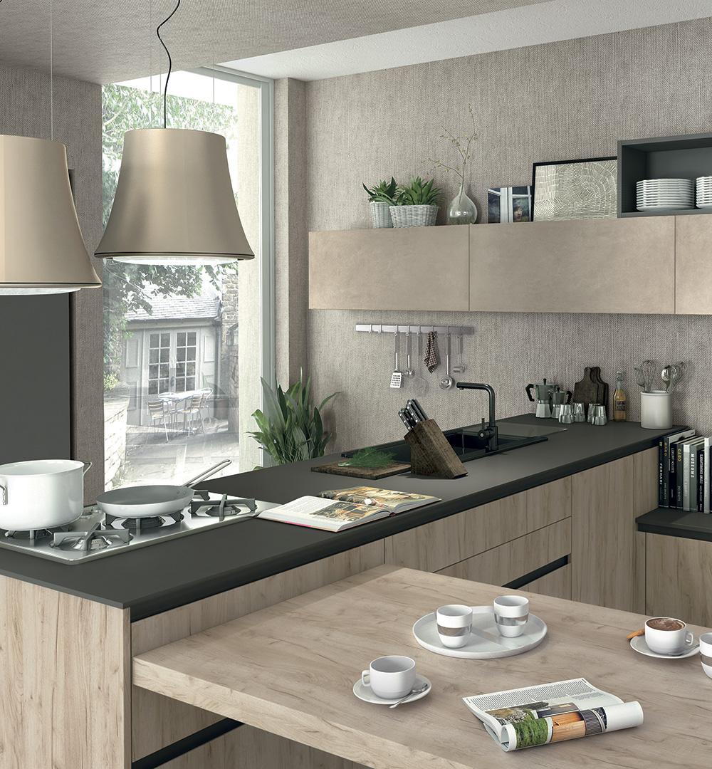 Cucina immagina gambula arredamenti - Cucine 2017 moderne ...