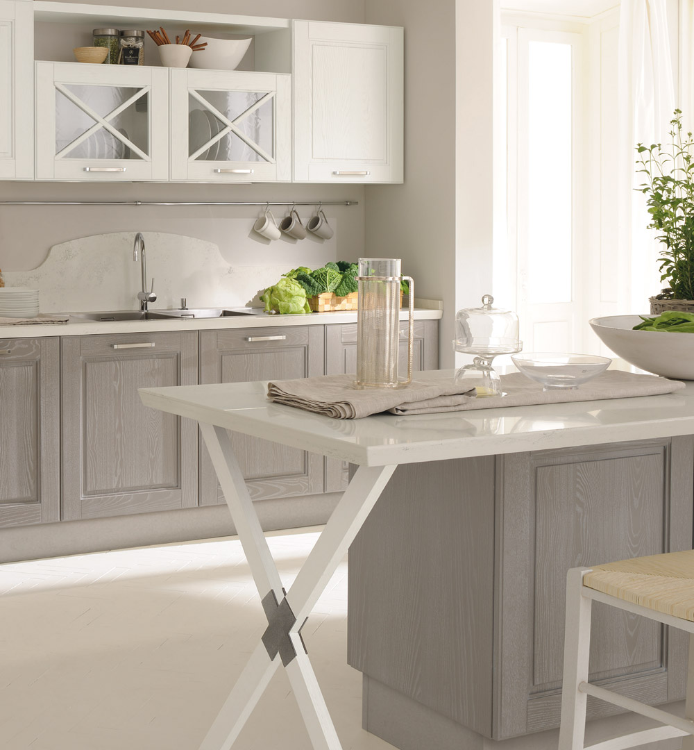 Cucina agnese gambula arredamenti - Cucine classiche bianche ...