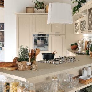 Cucine Lube - Cucine classiche - Agnese -2- Gambula Arredamenti - Negozio di arredamenti nel Sulcis Iglesiente