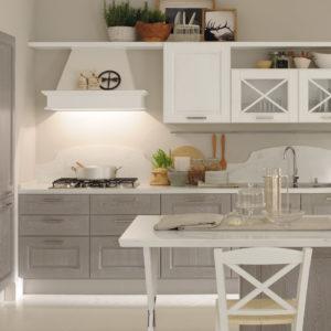 Cucine Lube - Cucine classiche - Agnese -3- Gambula Arredamenti - Negozio di arredamenti nel Sulcis Iglesiente