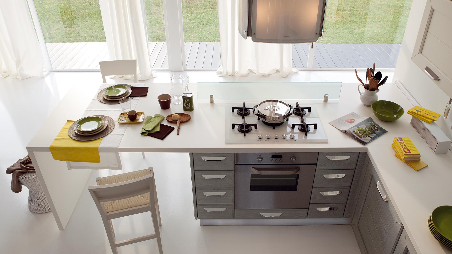 Cucine Lube - Cucine classiche - Claudia -2- Gambula Arredamenti ...