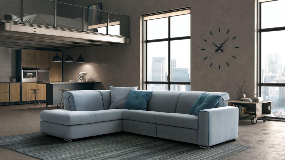 Divano drive gambula arredamenti for Le comfort divani