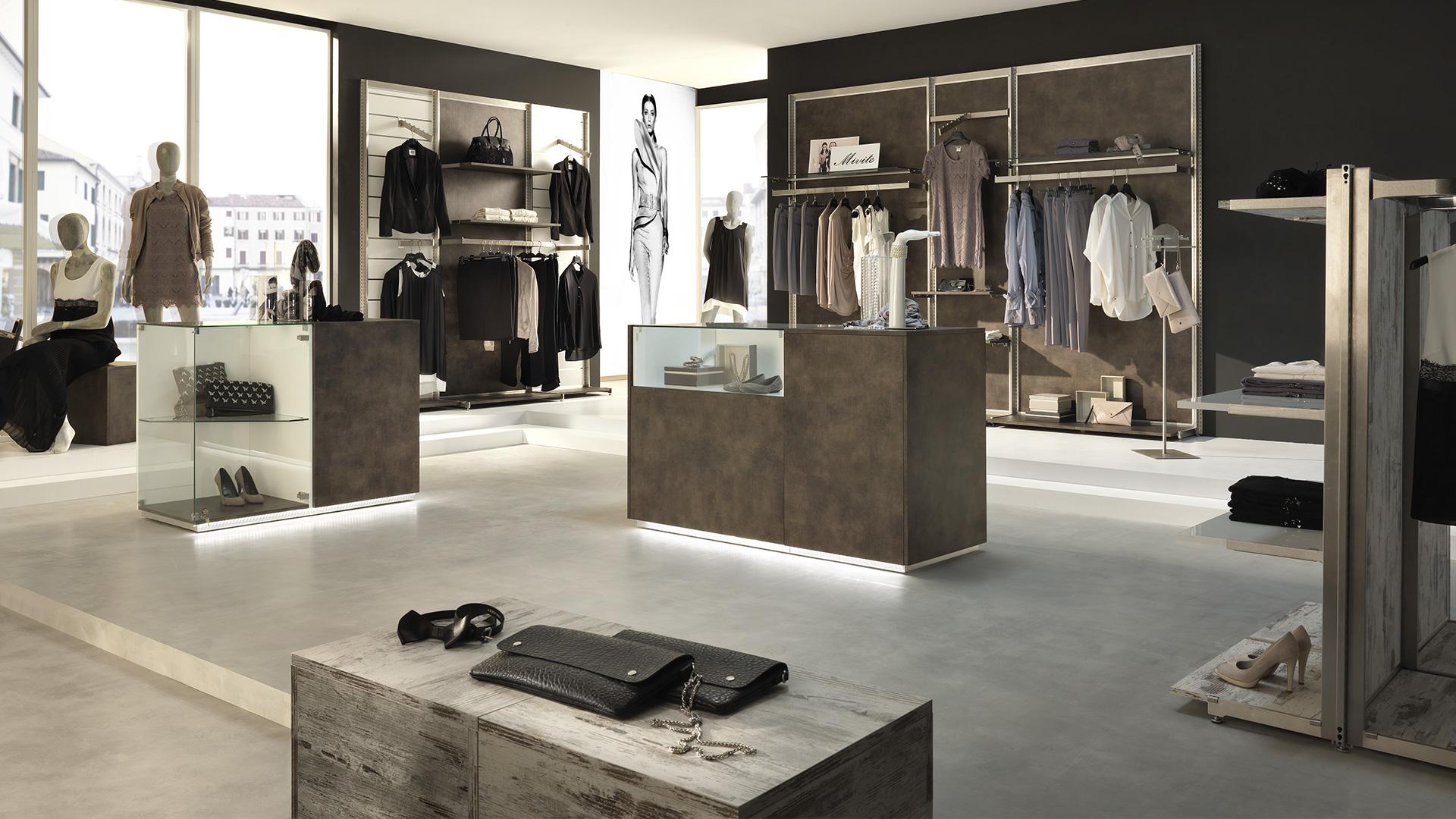 Arken ambiente abbigliamento contract gambula arredamenti