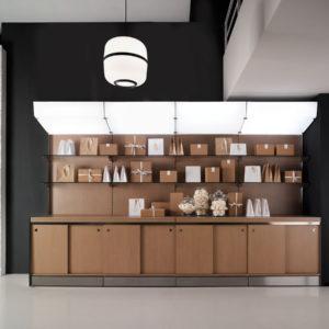 Banco alimentare - Scaffali Multifood - Frigomeccanica - Contract - Gambula Arredamenti - Negozio di arredamenti nel Sulcis Iglesiente - 2