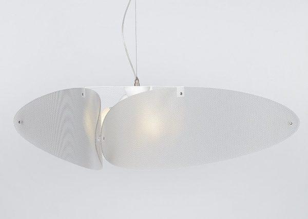 Missoni diam cm luce bianco nero lampadario sospensione