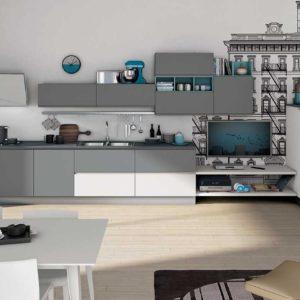 Creo Kitchens - Cucina Jey - Gambula Arredamenti - Negozio di Arredamenti nel Sulcis Iglesiente 3
