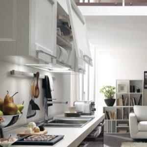 Cucine Lube - Cucina Georgia - Gambula Arredamenti - Negozio di Arredamenti nel Sulcis Iglesiente 3