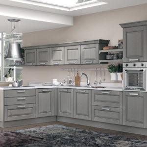 Cucine Lube - Cucina Laura - Gambula Arredamenti - Negozio di arredamenti nel Sulcis Iglesiente 2